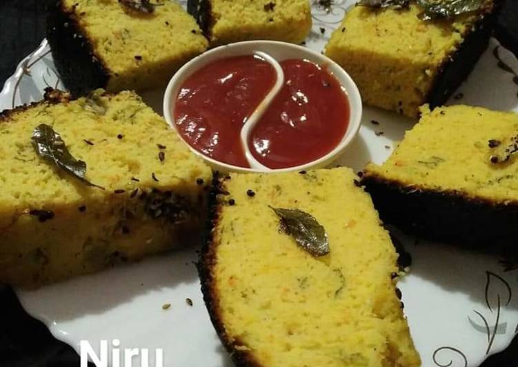 30 Minute Recipe of Blends Gujarati Handvo