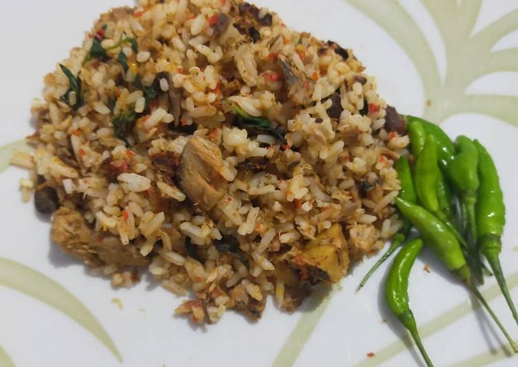 Nasi Goreng Kemangi (No Minyak)