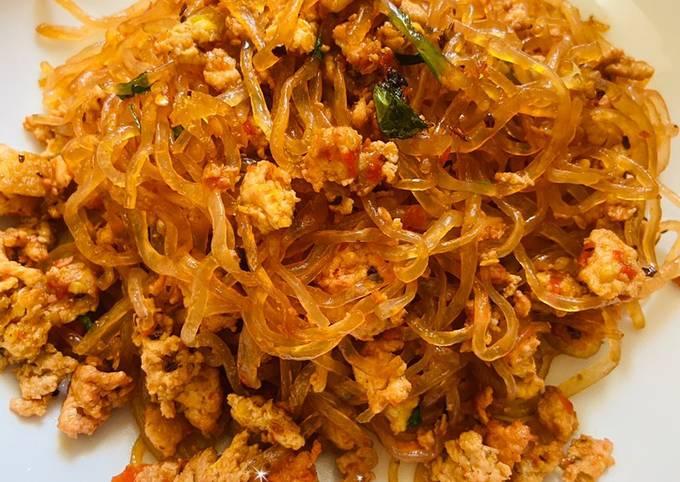 Samyang Shirataki (Mie Diet Rendah Kalori)