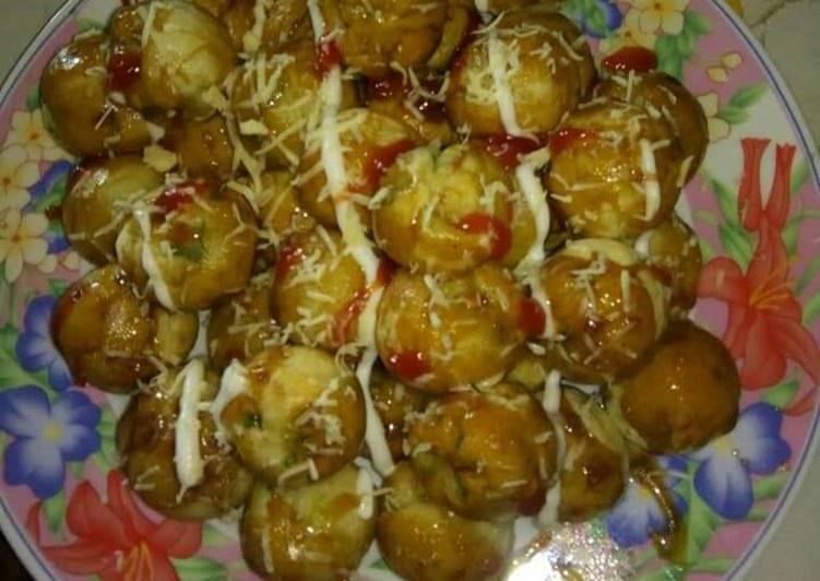 Takoyaki murmer