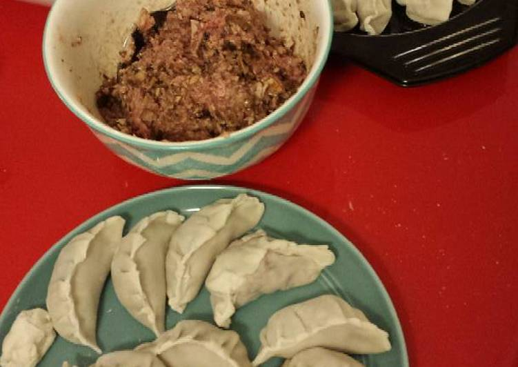 Step-by-Step Guide to Make Homemade Asian Dumplings (General)