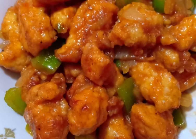 Resep Ayam Asam Pedas Manis Ala Korea Sedap