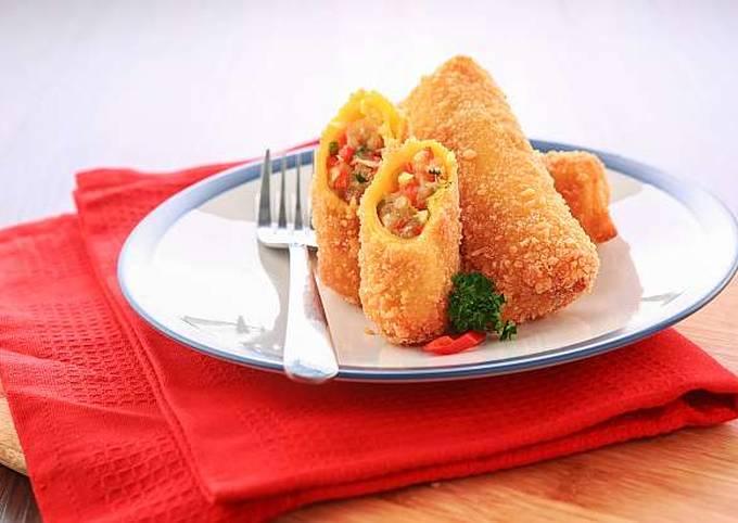 Langkah Mudah untuk Membuat Risol Ayam Sayuran yang Enak
