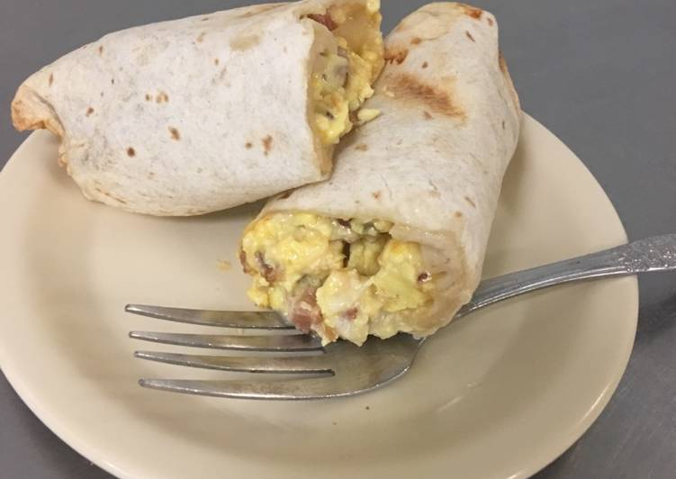 Step-by-Step Guide to Make Quick Breakfast Burritos