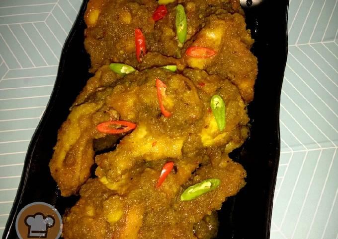 Ayam Goreng Cili Padi