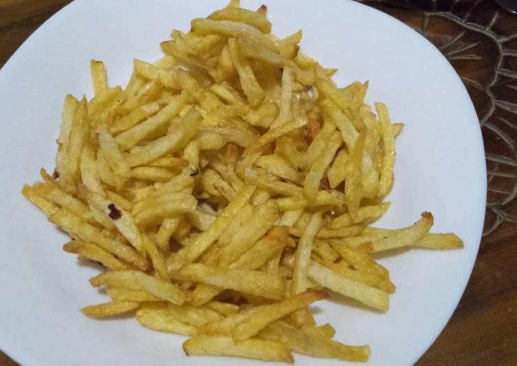 French Fries rumahan