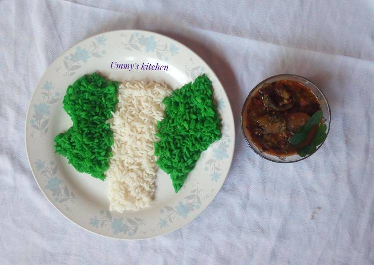 Information on How to Improve Your Mood with Food Nigerian Independence Rice