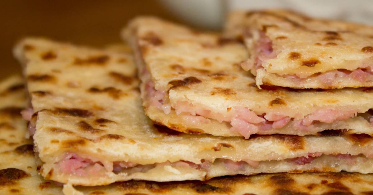 лепешка с ветчиной и сыром фото рецепт главные интересные достопримечательности