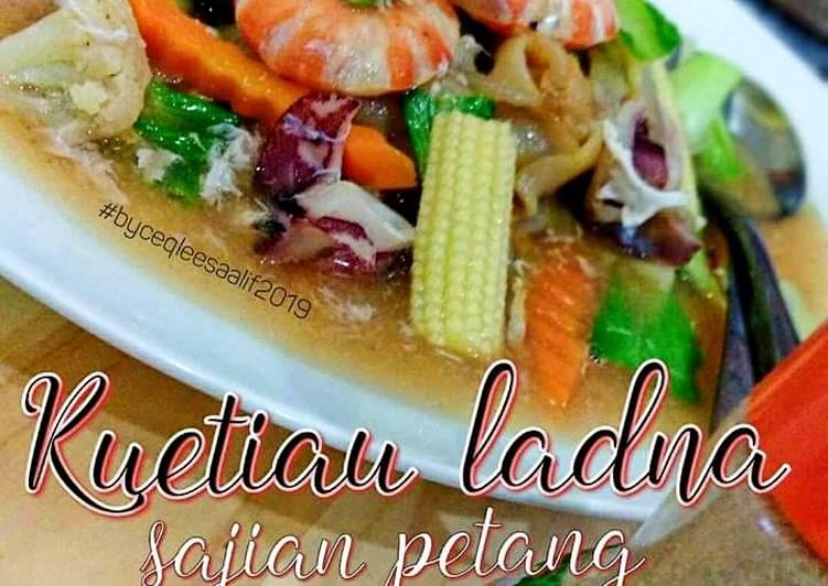 Kuetiau Ladna - velavinkabakery.com