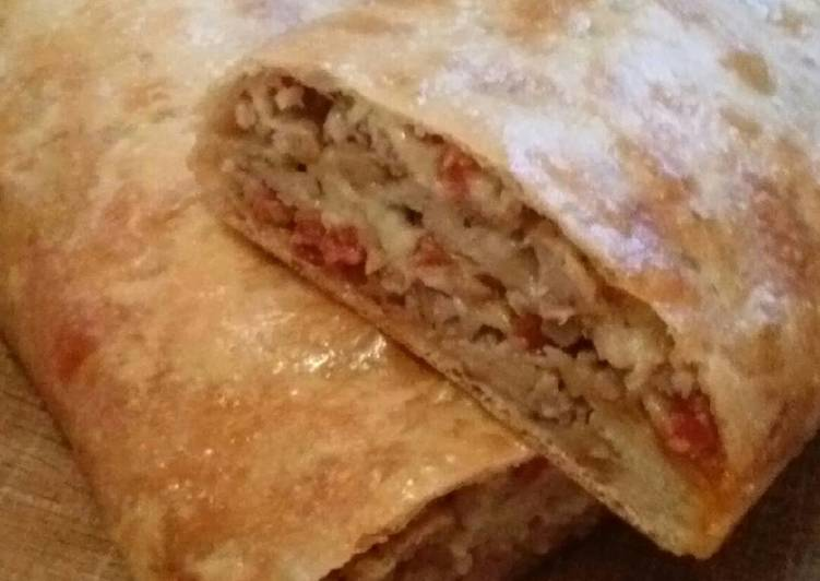 Steps to Make Quick Italian Sausage Bread