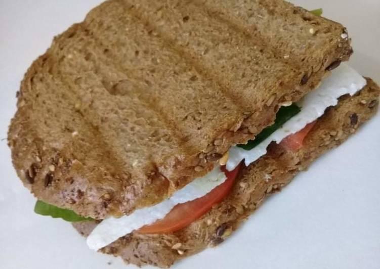 Haloum Sandwich