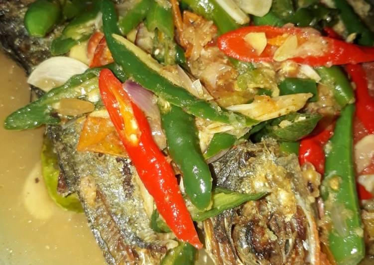 Tauco Ikan Kembung
