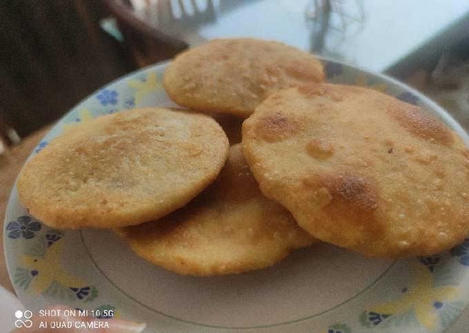 Easiest Way to Make Gordon Ramsay Radha ballavi Poori Recipe