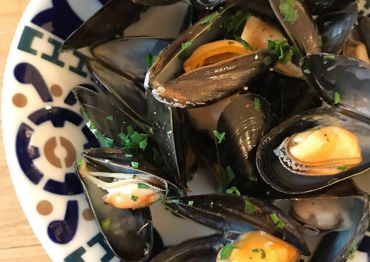 ☆Basic☆ Mussels, the simplest way