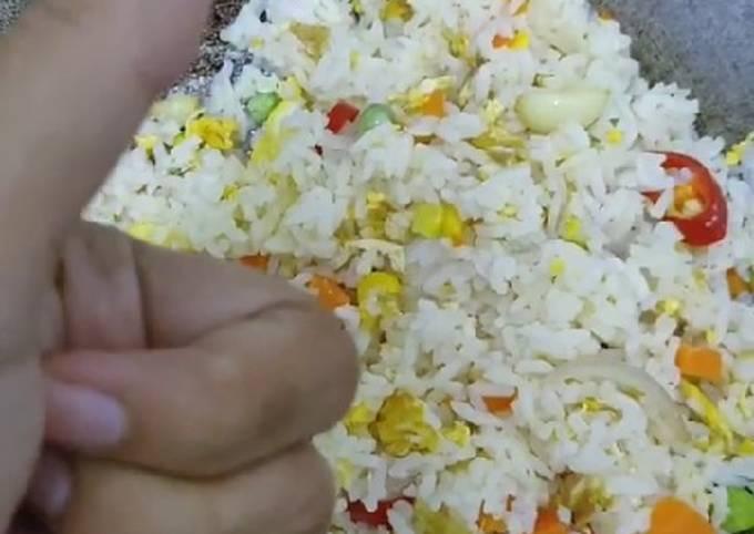 Nasi Goreng Paling Simple