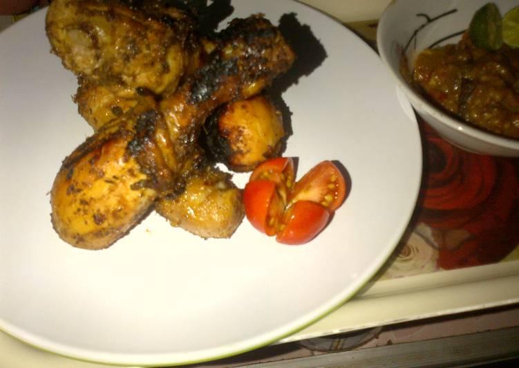 Ayam bakar sereh