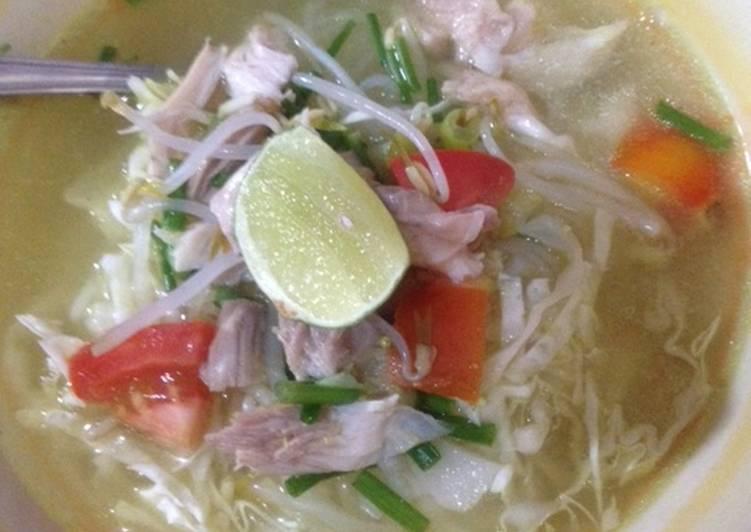 Soto Bening Jogja (Rice Cooker)