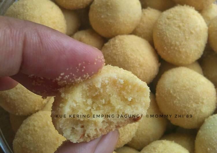 Kue Kering Emping Jagung/ Renyah Jagung