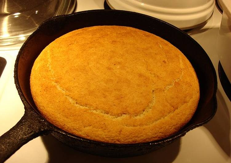How to Make Perfect Jan's Cornbread