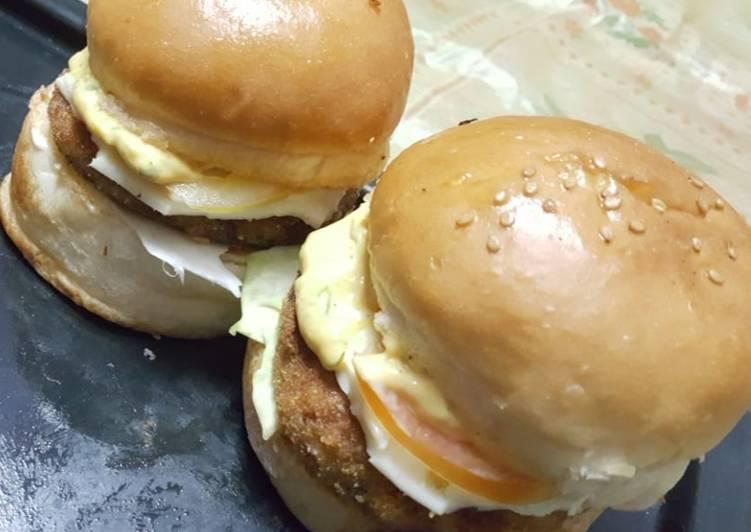 Recipe: Tasty Fusion Cheese Burger