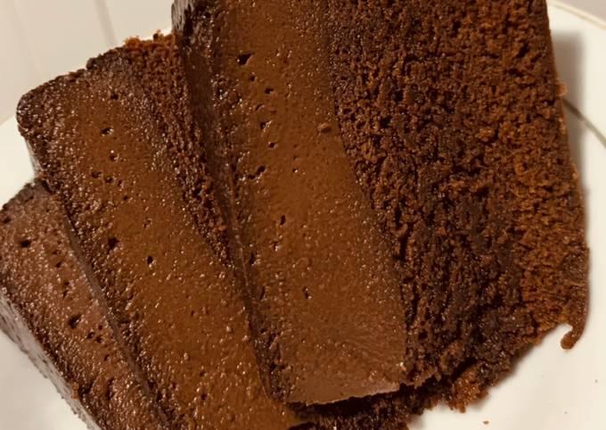 Brownies Pudding Kukus