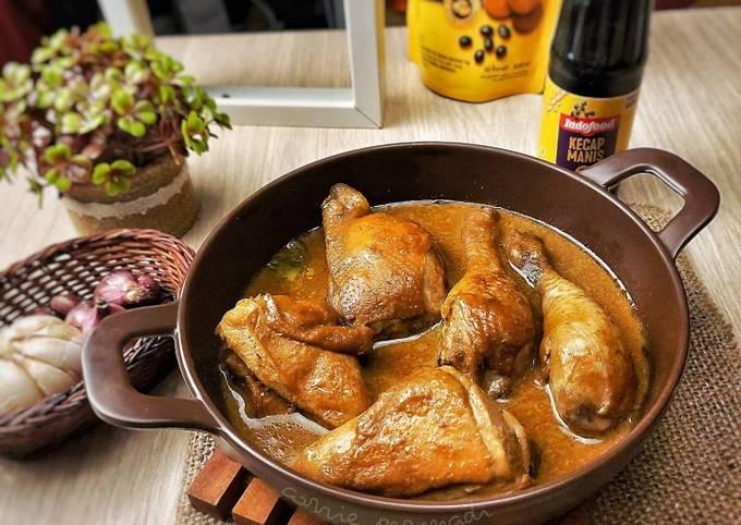 Opor Ayam Kecap