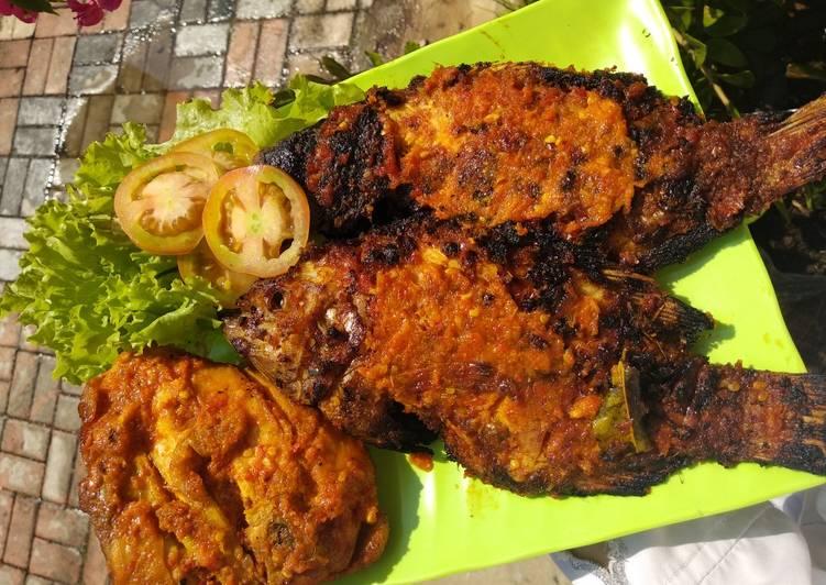 Resep Ikan nila bakar Yang Simple Bikin Nagih