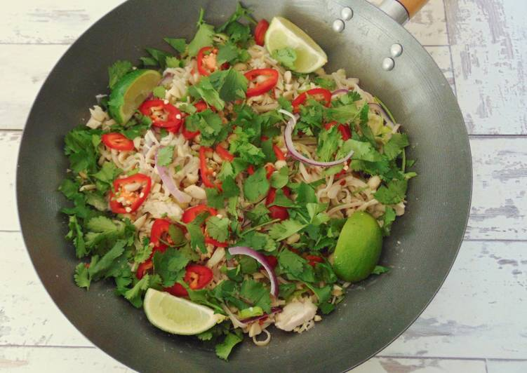 Recipe: Perfect Pad Thai Inspired Stir Fry