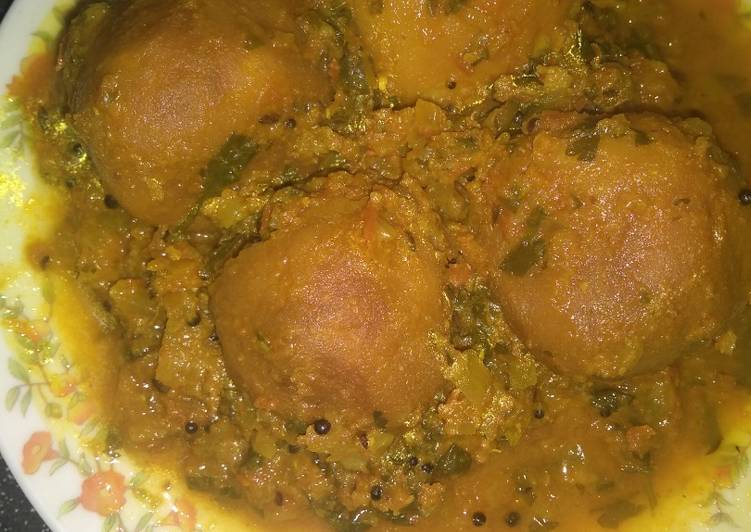 Simple Way to Make Quick Aalu kofta