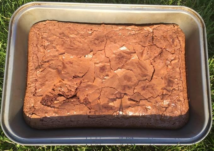 Brownie chocolat ultra simple