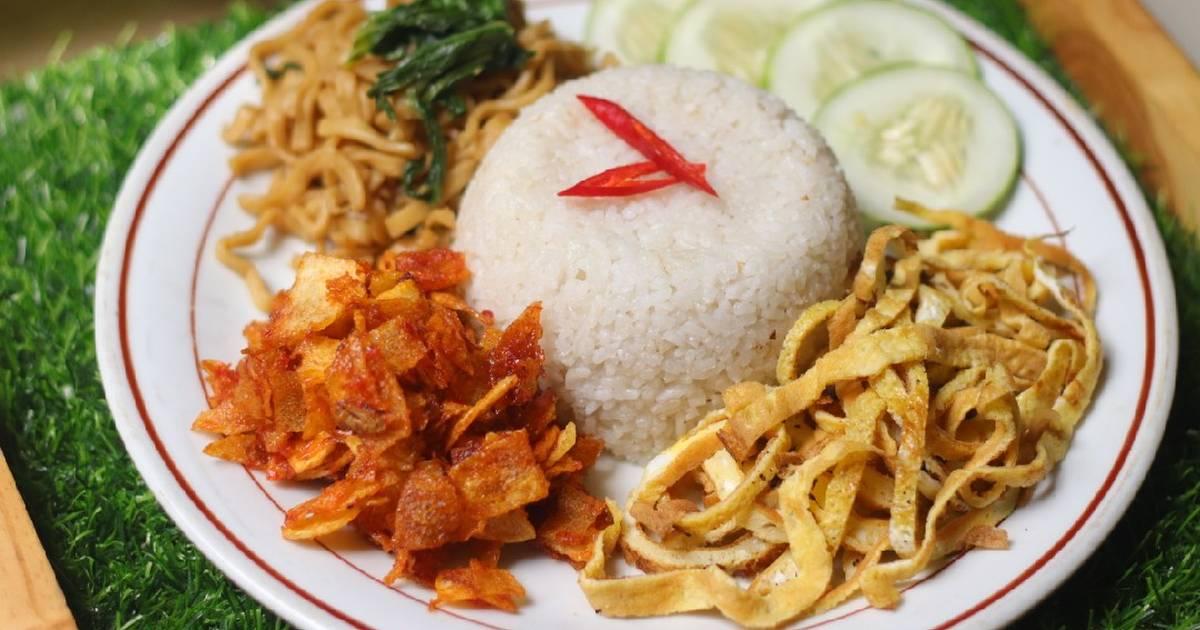 resep lauk pauk nasi uduk enak  sederhana cookpad Resepi Ayam Masak Ala Arab Enak dan Mudah