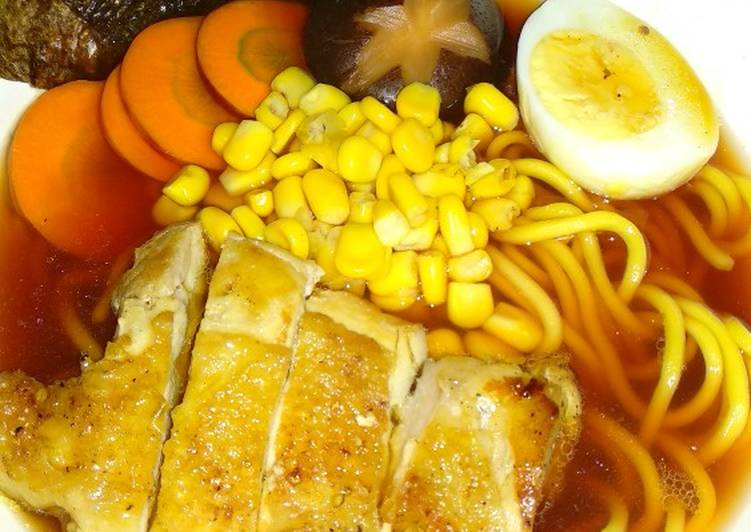 Steps to Make Perfect Zero Waste Ramen