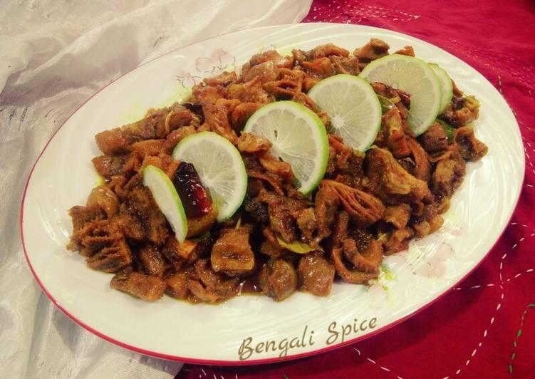 Spicy Beef Tripe Stir Fry 🍲