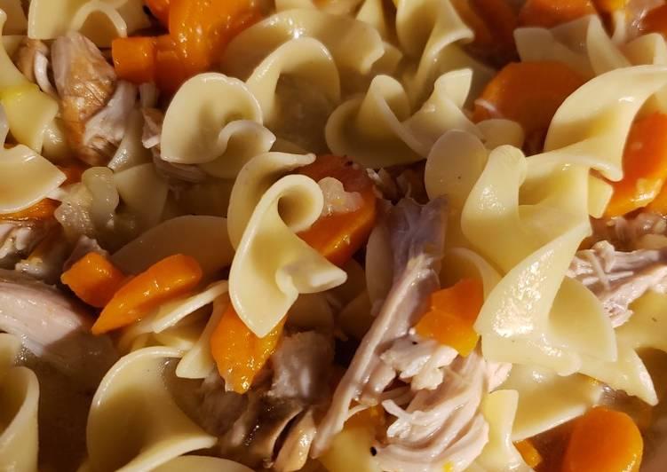 Chicken n Noodles