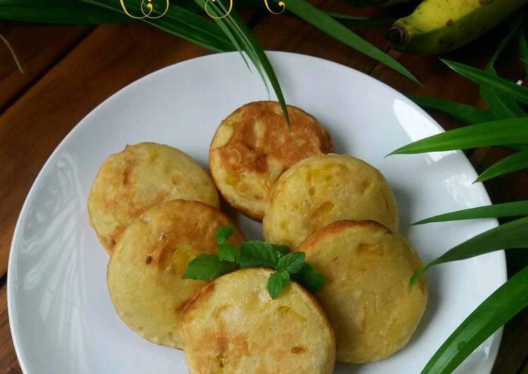 Roti Pisang Khas Banjar