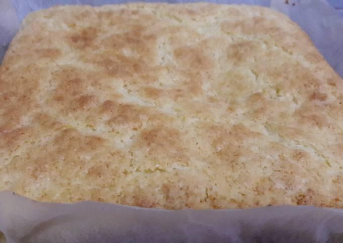 Recipe: Appetizing Easy Lemon Bread/Cake
