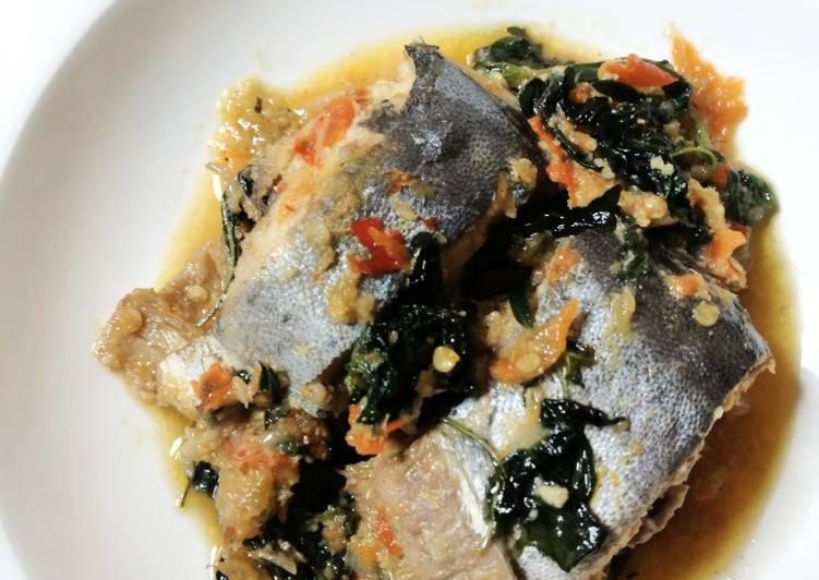 Balado Ikan Layar Kemangi