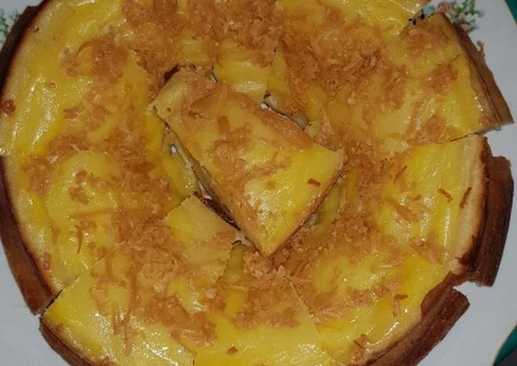 Proll tape baking pan (No Mixer, Bahan Aman, Takaran Sendok)