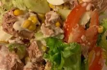 Salade cá ngừ