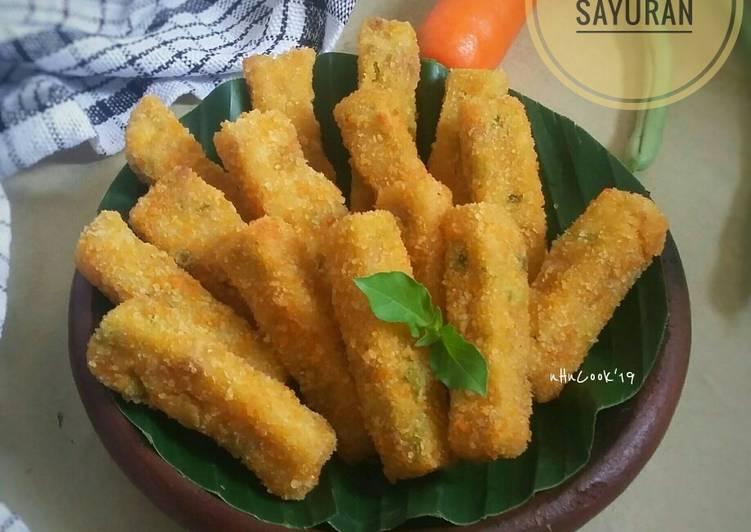 Stick Mie Sayuran + tips