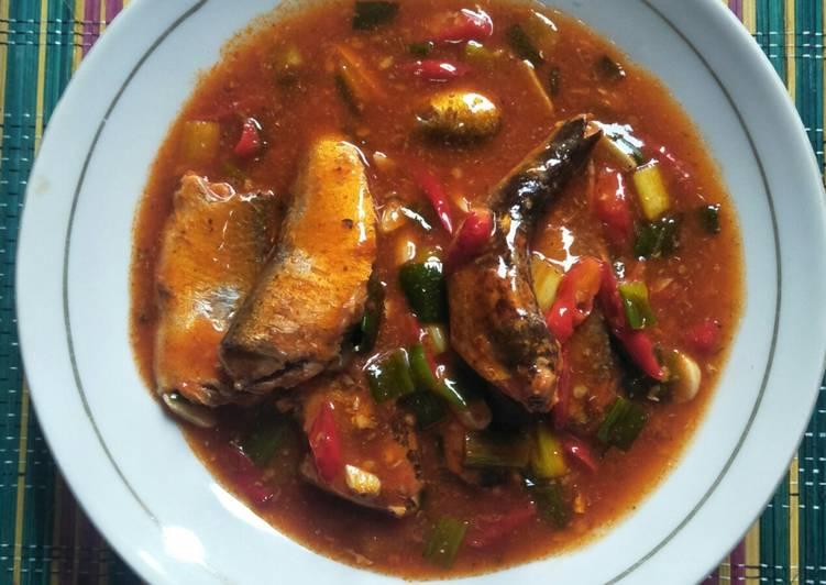 Tumis Ikan Sarden