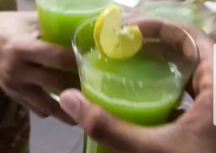Recipe: Perfect Cucumber margarita