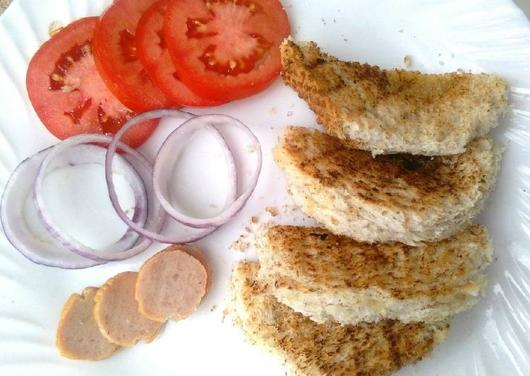 American grilled cheese sandwich #200th recipe