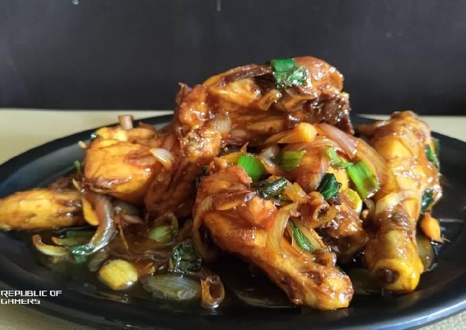 Ayam Kecap Mentega SukaSuka