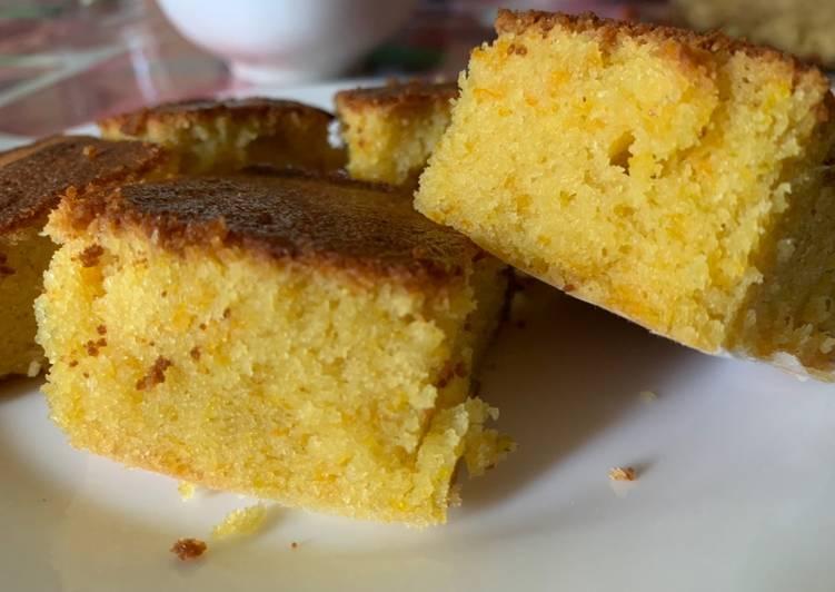 Easy Squash Cake