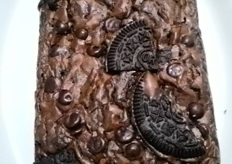 Brownies Fudge Panggang