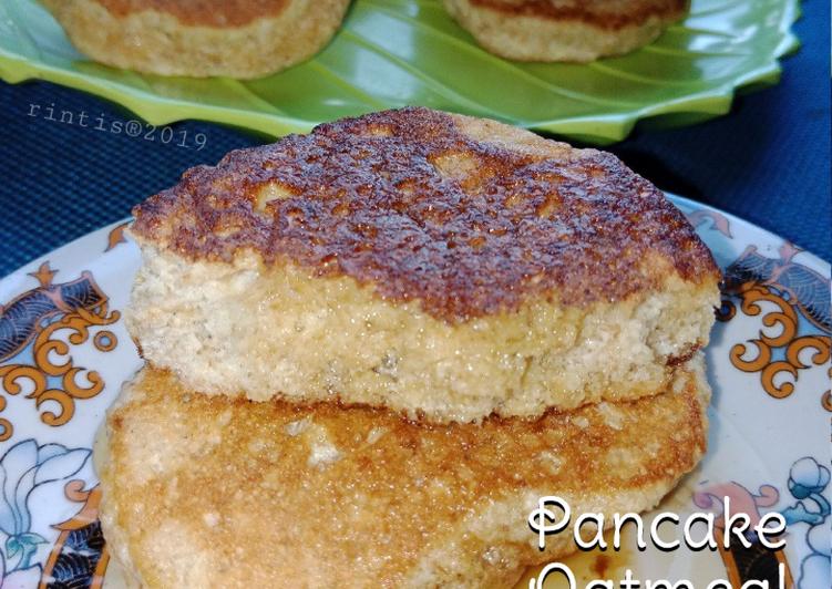 Souffle Oatmeal Pancake