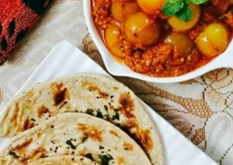 Simple Way to Make Ultimate Whole Onion Sabzi