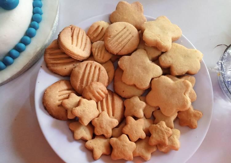 How to Prepare Ultimate Shortbread cookies