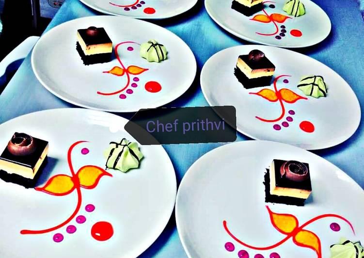 Lemon Sachar Cake